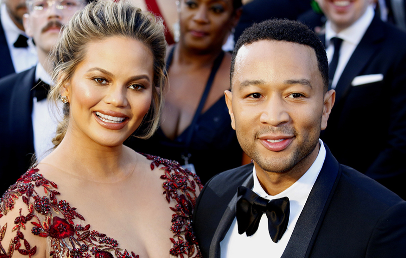 Chrissy Teigan and John Legend  welcomed their daughter Luna earlier this year
