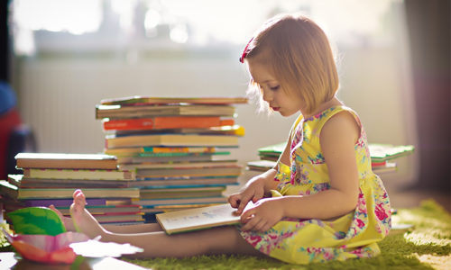 Five easy ways to teach your child to read