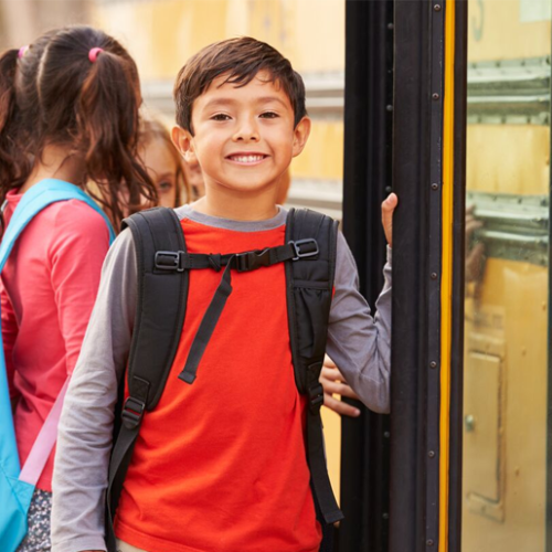 9 ways to make sure your child has a safe school bus journey in the UAE