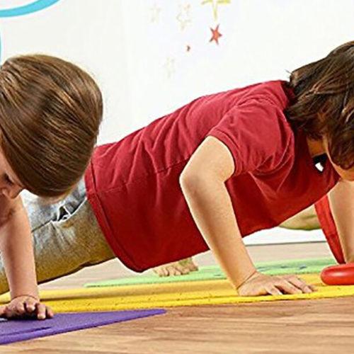 Junior pilates in JLT