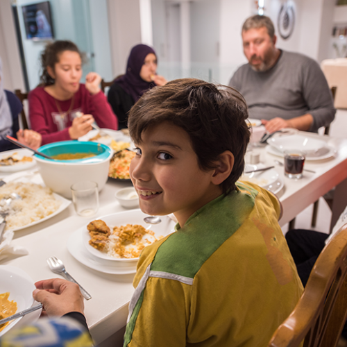 Help families in need this Ramadan