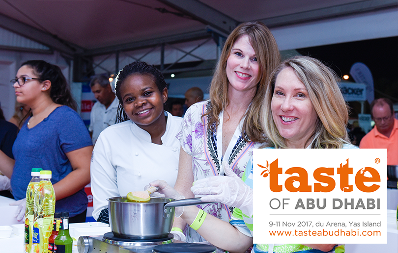 Taste of Abu Dhabi 2017