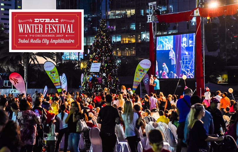 Dubai Winter Festival 2017
