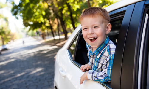 Parents face car-seat fines of up to AED 1,200