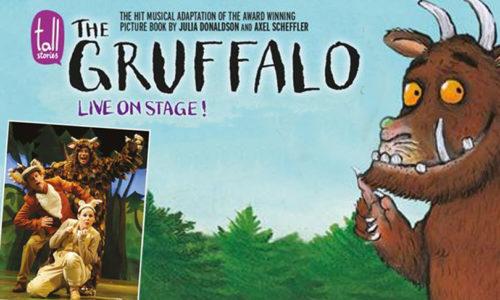 Family favourite The Gruffalo returns to Dubai