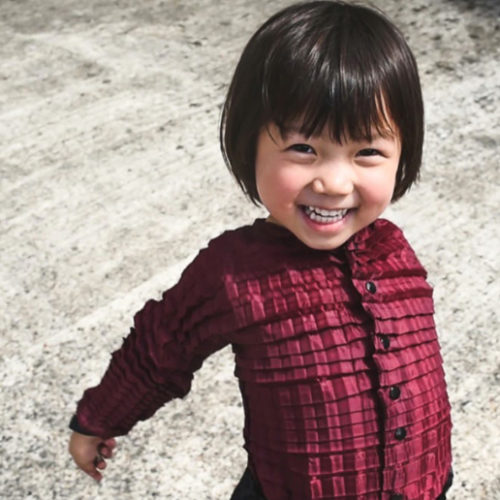 Clothes that grow with children