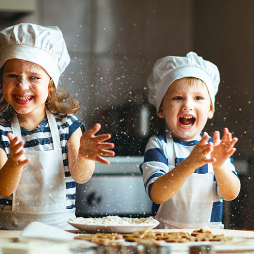 Kids' healthy cooking classes in Dubai