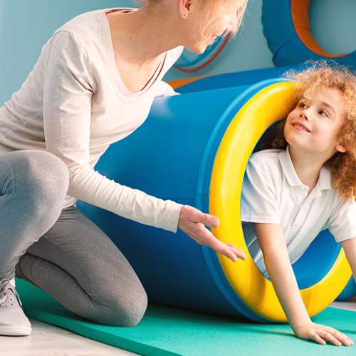 Able UK launches new gym for children with SI issues in Dubai