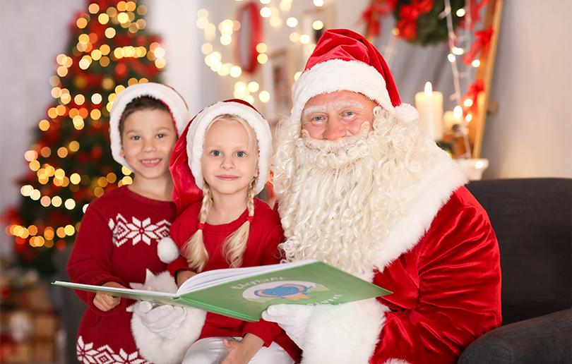 Santa Claus Dubai delivery