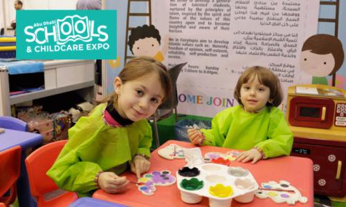 Schools & Childcare Expo – Abu Dhabi