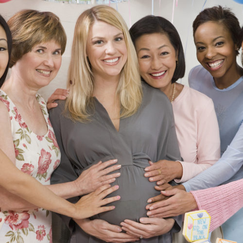 Free Abu Dhabi comedy night for pregnant women