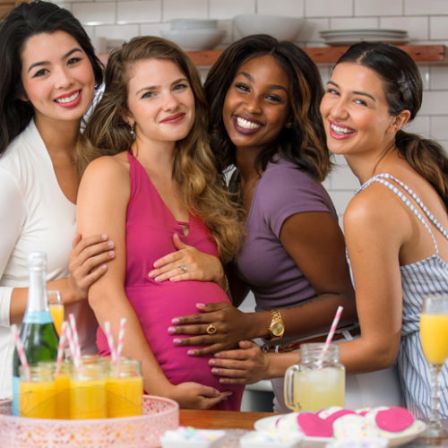 Free Dubai comedy night for pregnant women