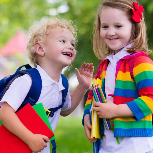 How to prepare your toddler for starting school