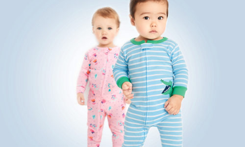 You're going to LOVE the new Carter's kids sleep range in Dubai