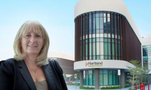Embracing change at Hartland International School