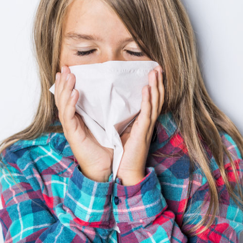 Parents beware: eight common allergy-causing foods