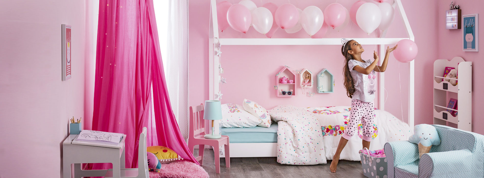 Top tips: easy ways to makeover your child's room