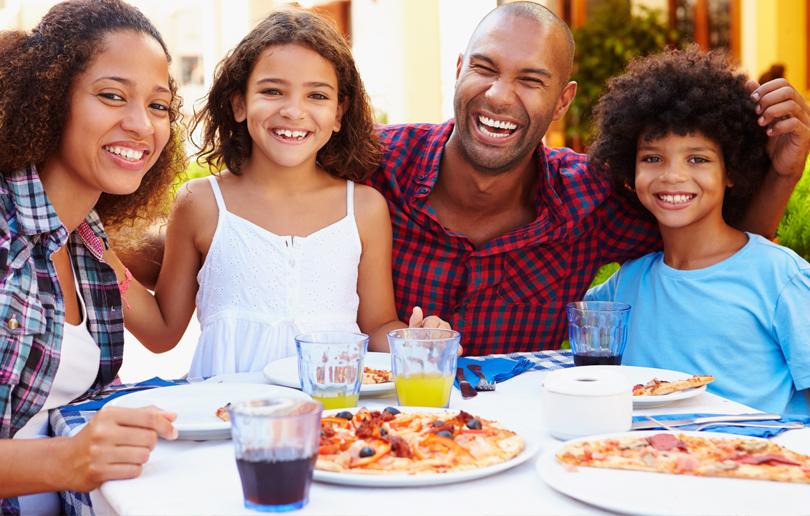 Dubai family dinner deal