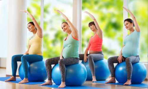 How much should I be exercising during pregnancy?