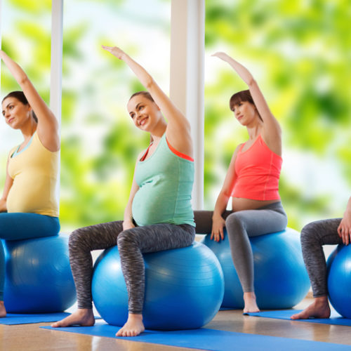 Everything you need to know about pre-and-postnatal fitness in Dubai