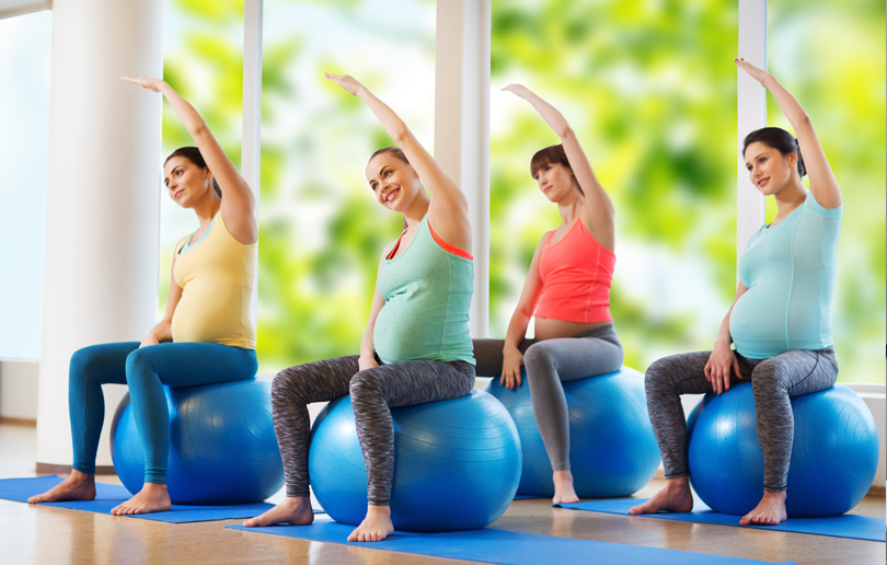 pre-and-postnatal fitness in Dubai