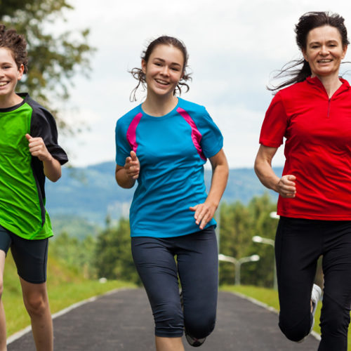 Take part in this fun Dubai family run throughout 2018!