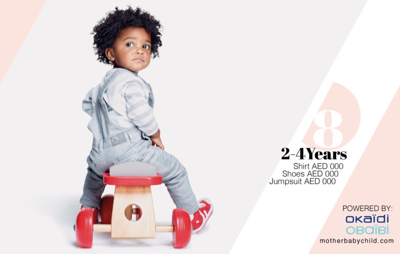 Baby & Child Fashion Show Collections