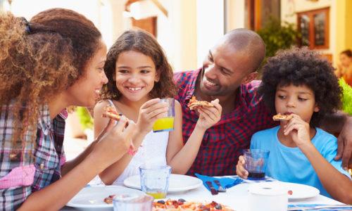 We love this Dubai family Iftar deal