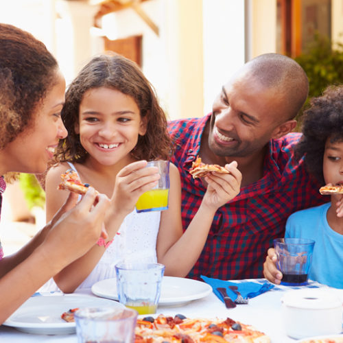 We love this Dubai family Iftar deal