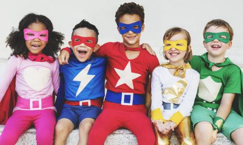 Superhero summer camp returns to Abu Dhabi!