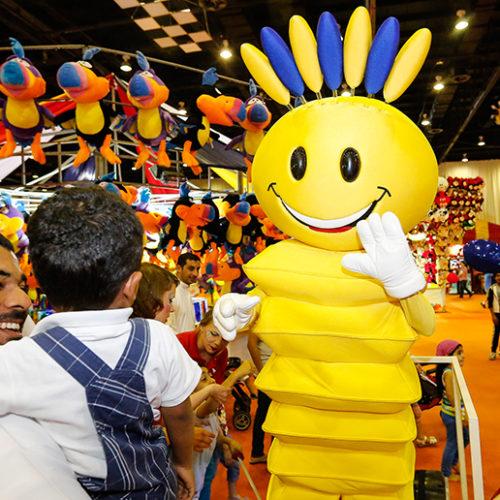 Family Fun at Modhesh World, Dubai World Trade Centre