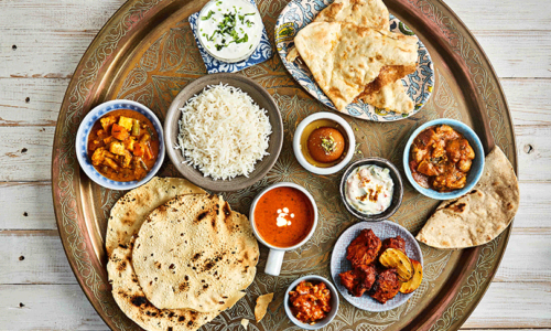 Win a meal for four at Kulcha King worth AED 250