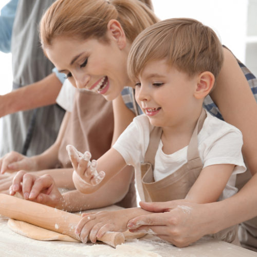 We love these family-friendly cooking classes at Jones the Grocer