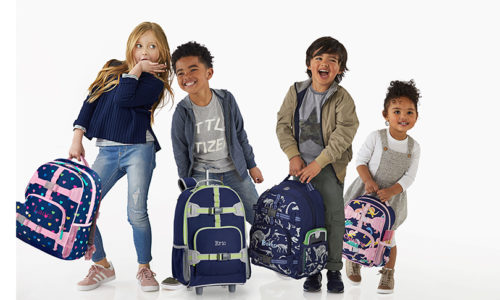 Pottery Barn Back to School Collection