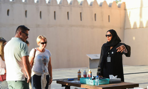 The Family Day Workshop in Al Ain