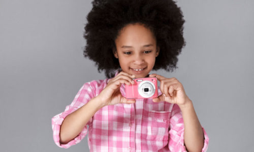 Thirty free photograph masterclasses for kids up for grabs!