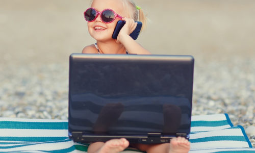 10 tips to keep your child safe online this summer
