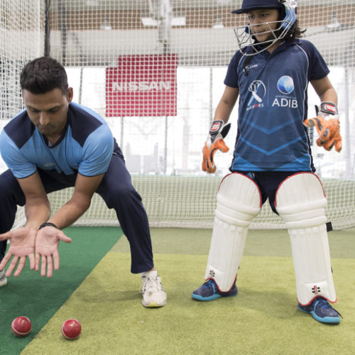 Crazy about cricket? Try these coaching sessions at ICC Academy