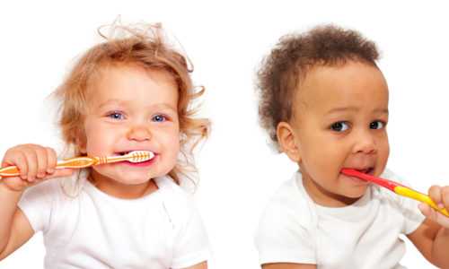Dental tips and teeth-friendly foods for children