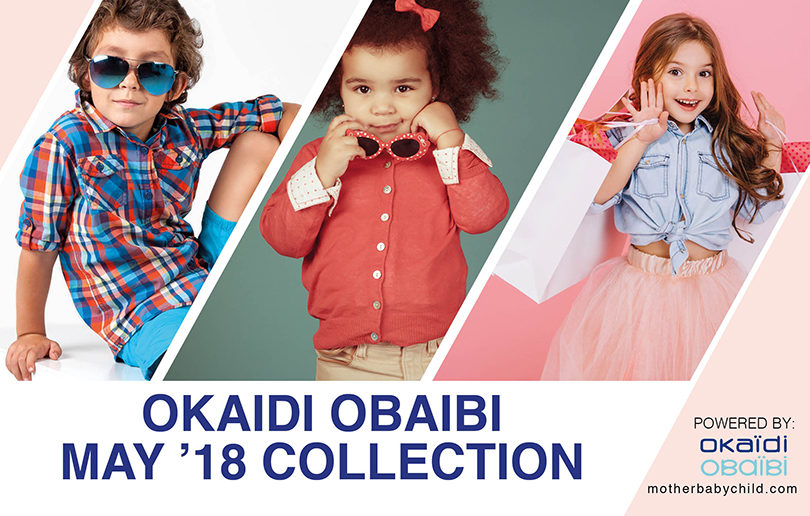 Okaidi-Obaibi May 2018 Collection