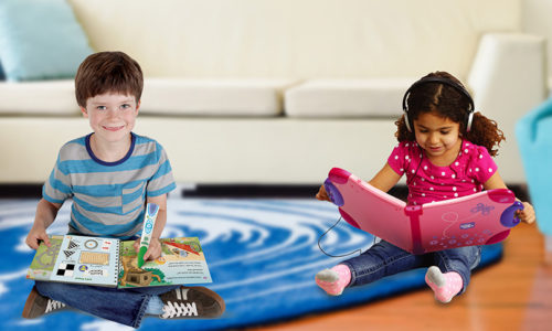 Win a LeapReader and LeapStart reading and writing kit worth AED 598