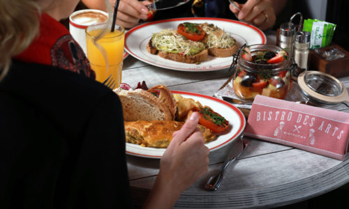 6 Breakfast Spots for Mums in Dubai