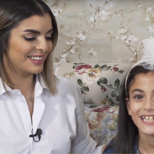 Quick & Easy Hairstyles with Fashion Stylist and Mum, Dareen Al Yawar
