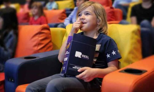 Reel Junior Opens at The Springs Souk