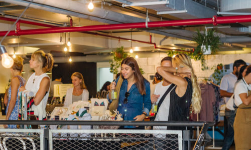 The Tom&Serg Night Market is back