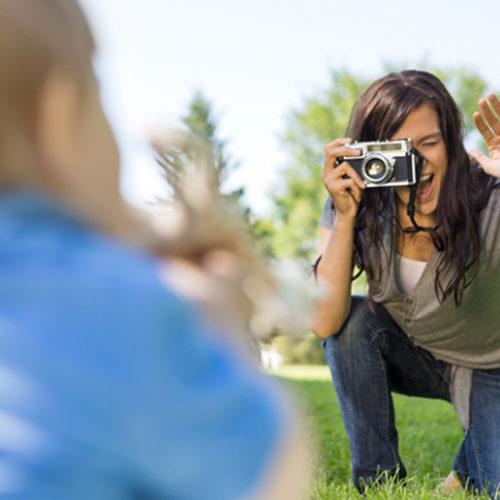 Photography Tips for Mums