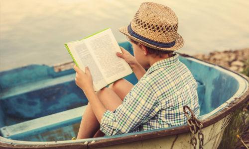 Cultivate a Lifetime Reading Habit