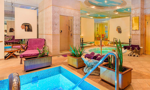 #SpaSunday: Cleopatra's Spa, Wafi