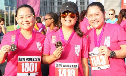 Mark your calendars! Dubai Women's Run is back