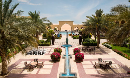 Family-friendly Staycation: Tilal Liwa Hotel